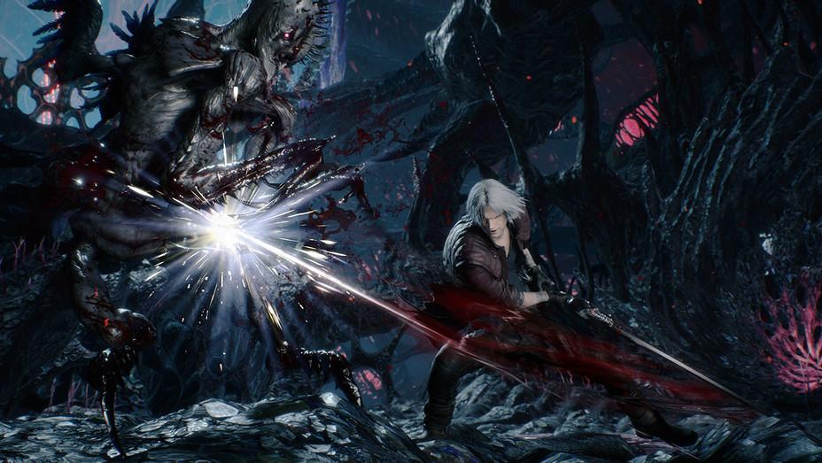 Devil May Cry game screenshot