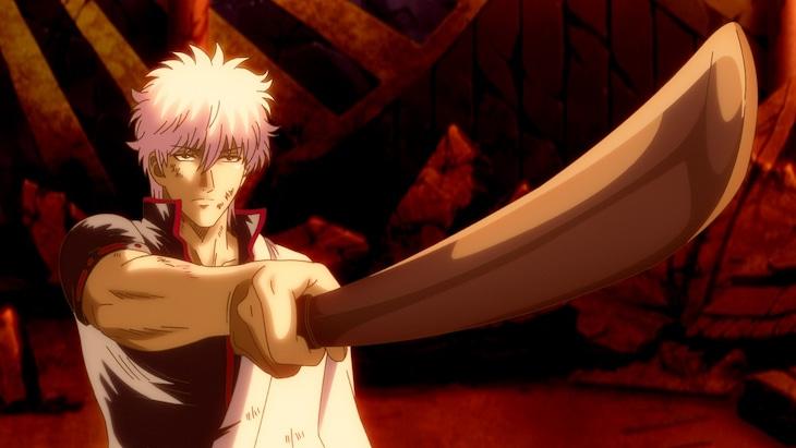gintama the final anime screenshot