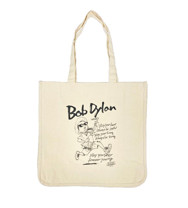 Naoki Urasawa Bob Dylan collaboration Tote bag