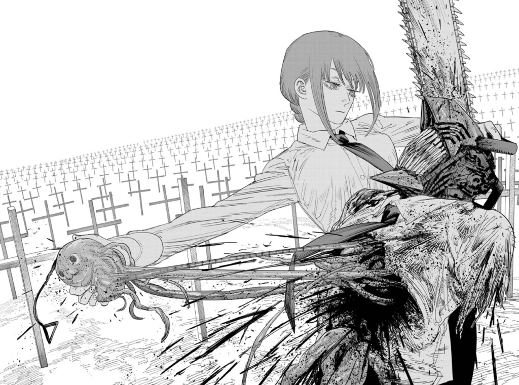 Chainsaw Man Chapter 95