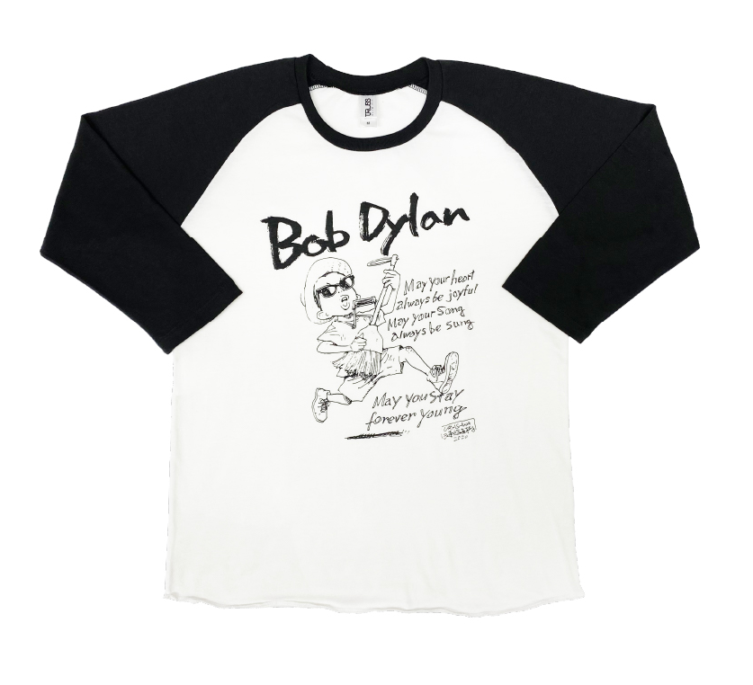Naoki Urasawa Bob Dylan collaboration blouze