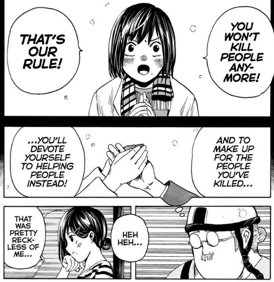 Sakamoto Days Manga chapter 2