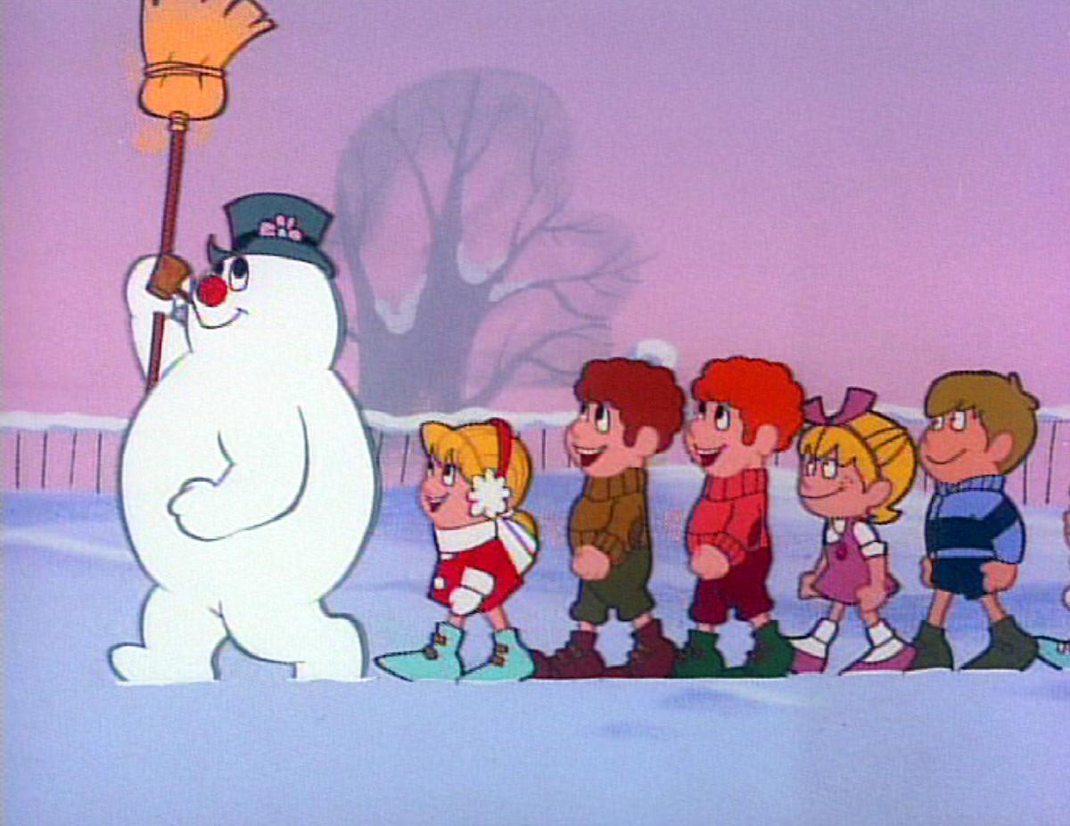 Frosty the Snowman screenshot
