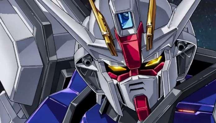 Gundam robot head
