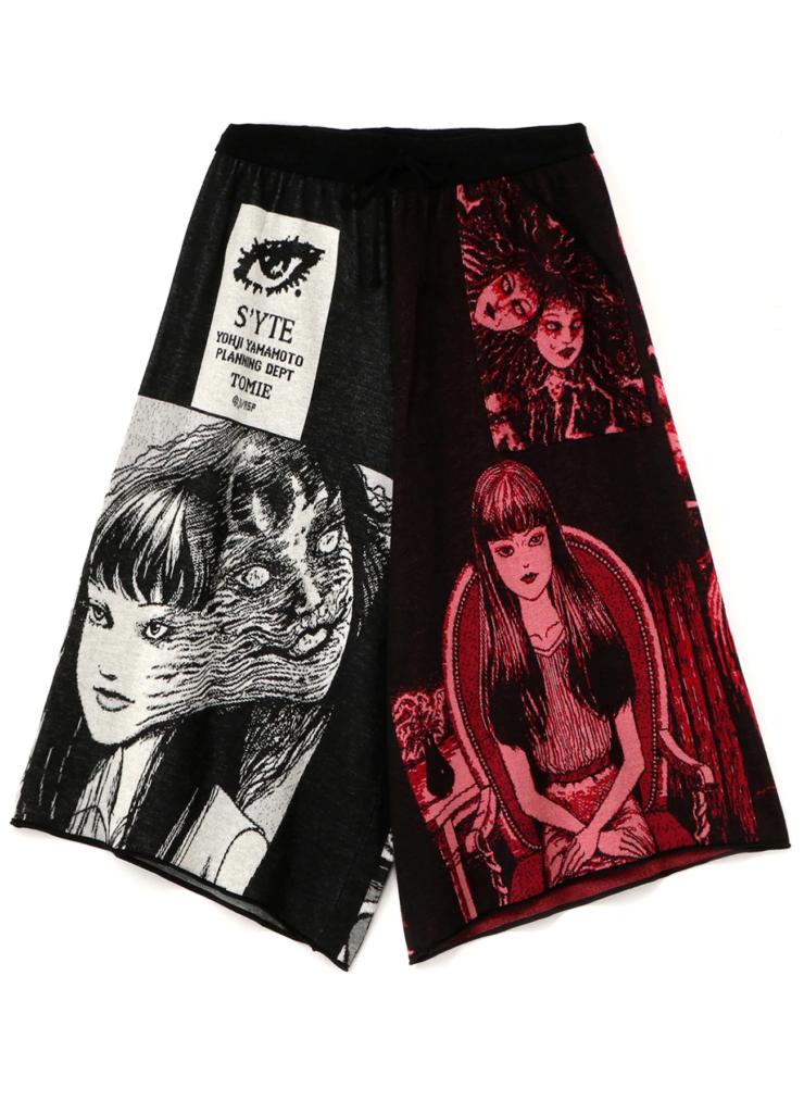 S'YTE Junji Ito Fashion Collab