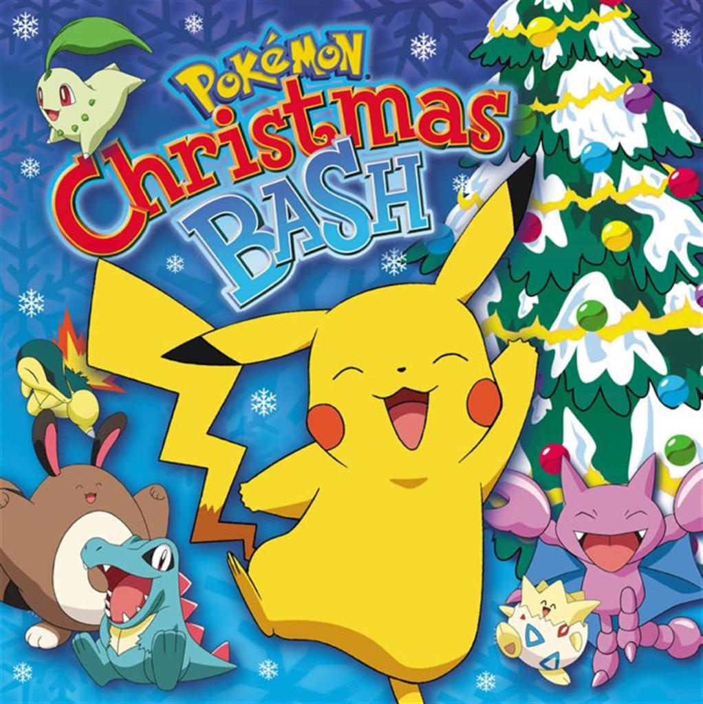 Pokemon Christmas Bash