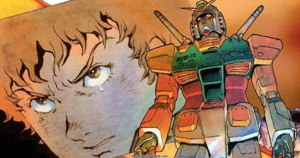 Mobile Suit Gundam: The Origin Manga Illustration