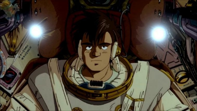 Royal Space Force: The Wings of Honnêamise anime screenshot