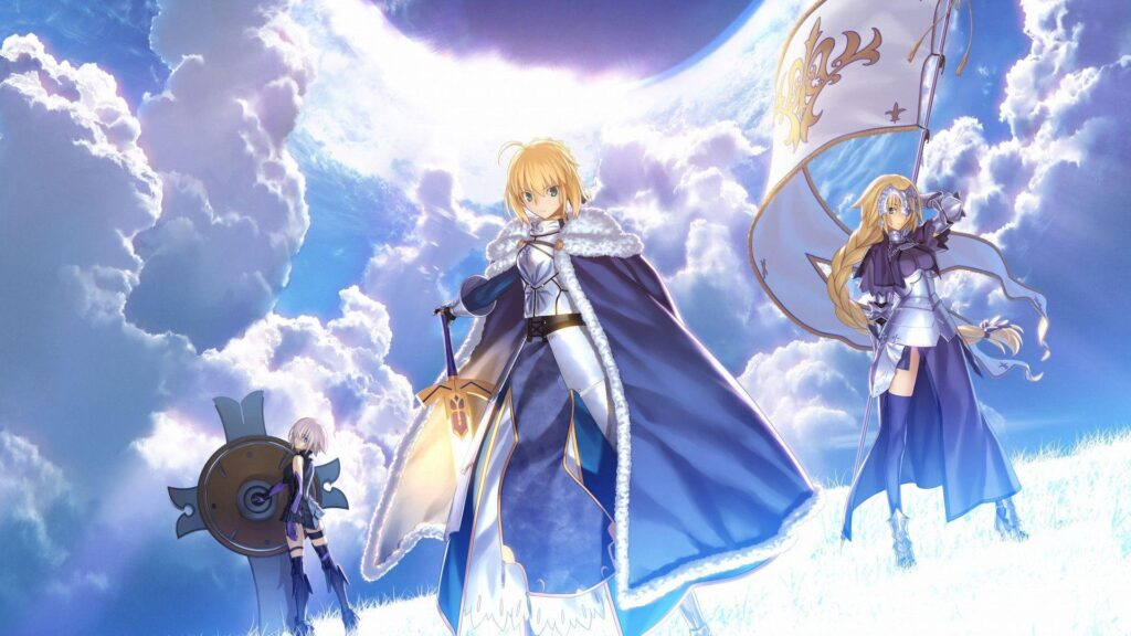 Fate/Grand Order Anime