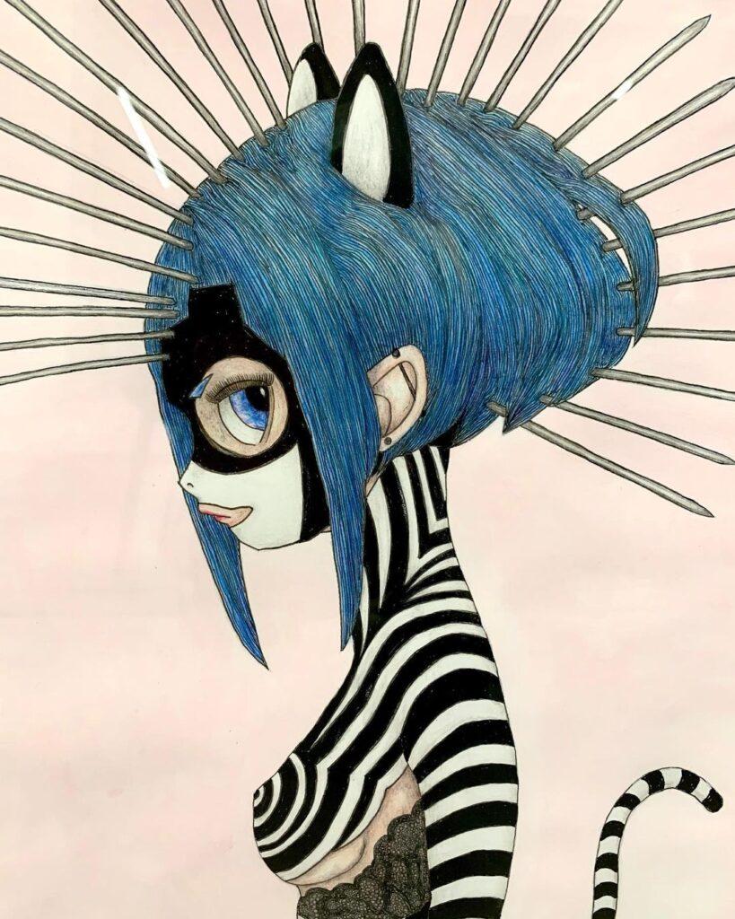 Zebra Ura - PAC CAT x OTAQUEST