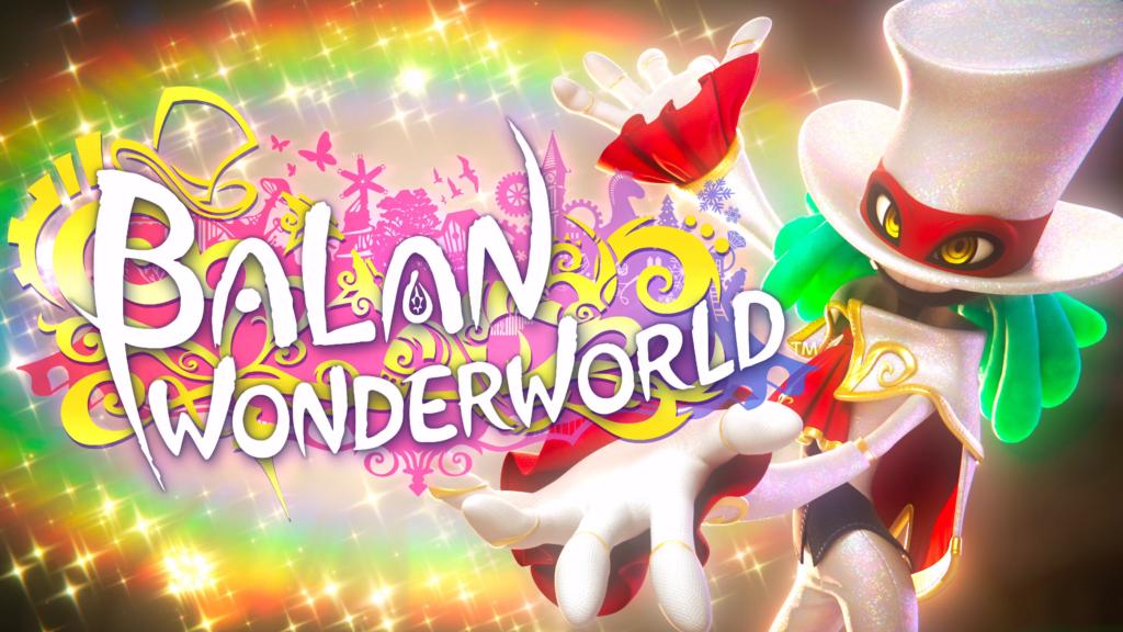 Balan Wonderworld Game Visual