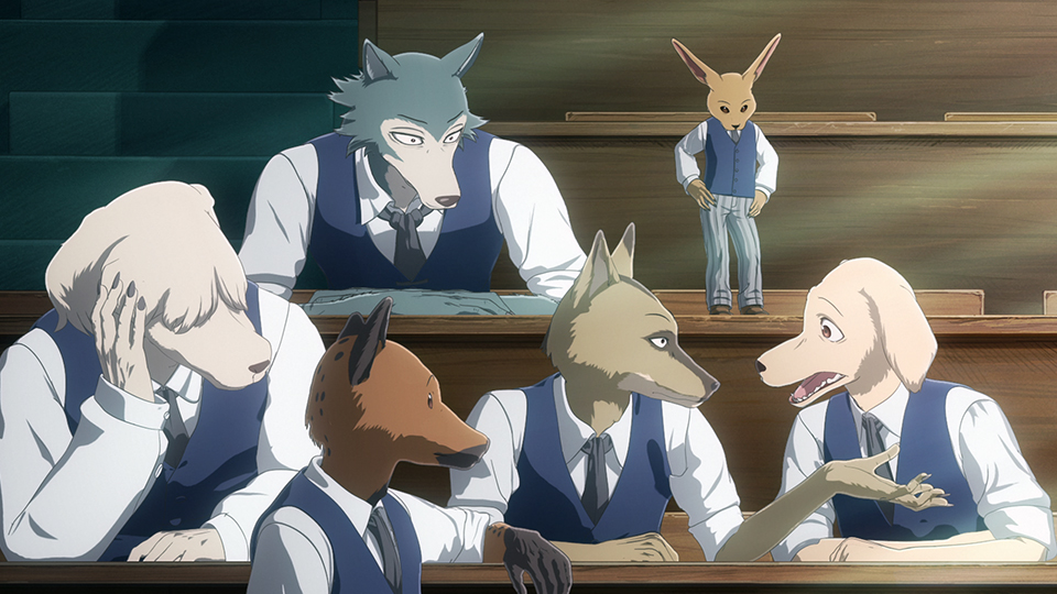 BEASTARS Episode 13 anime screenshot