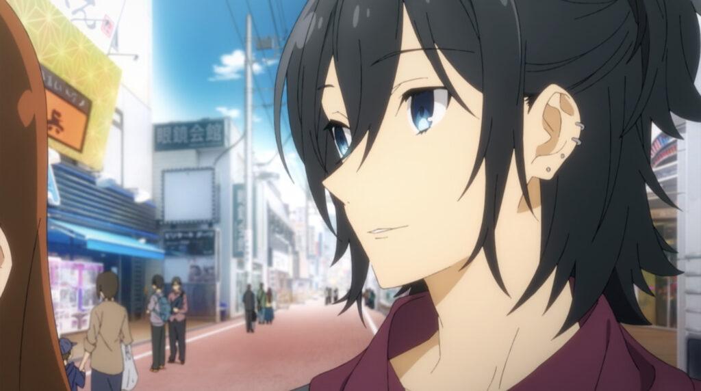 Horimiya anime screenshot