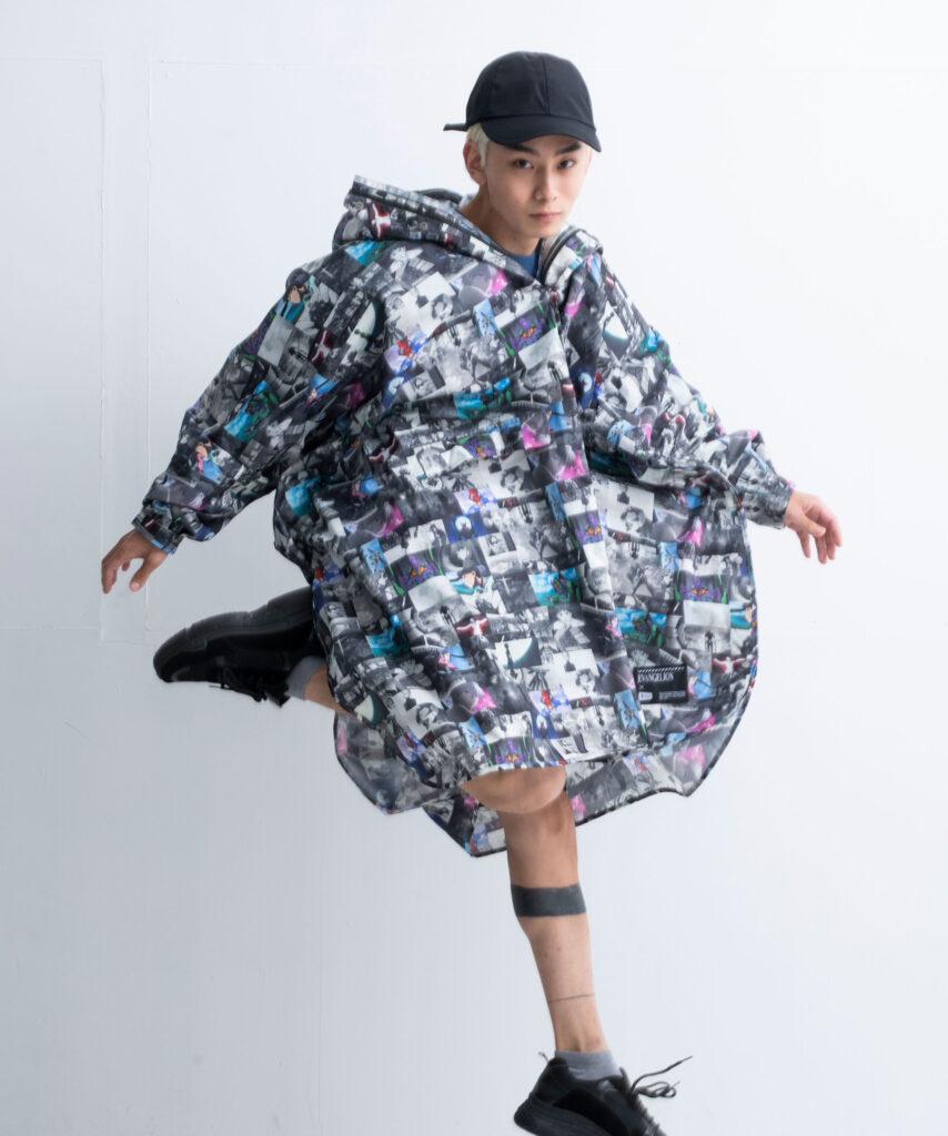 Evangelion x KiU Rain Collection   Raincoat