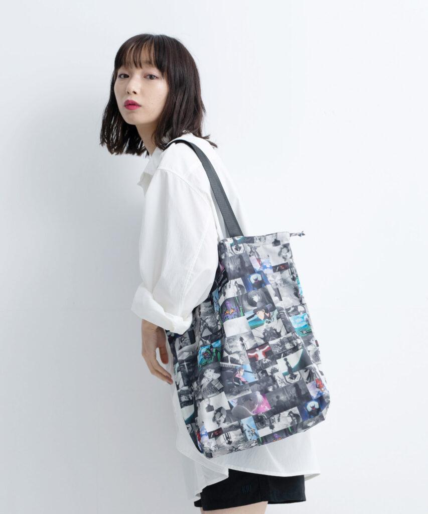 Evangelion x KiU Rain Collection   Tote Bag