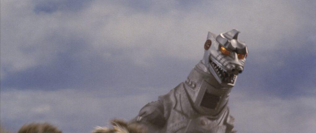 Godzilla vs Mechagodzilla (1974)
