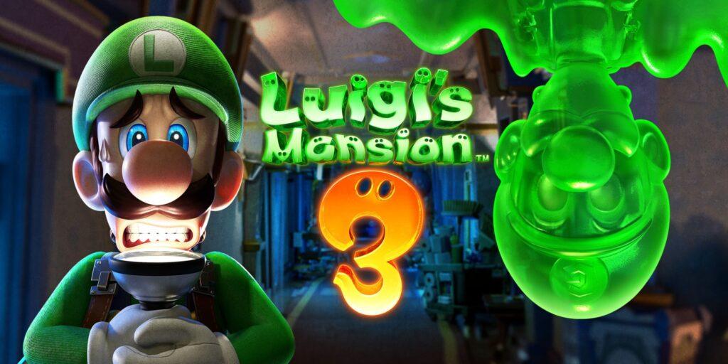 Luigi's Mansion 3 visual