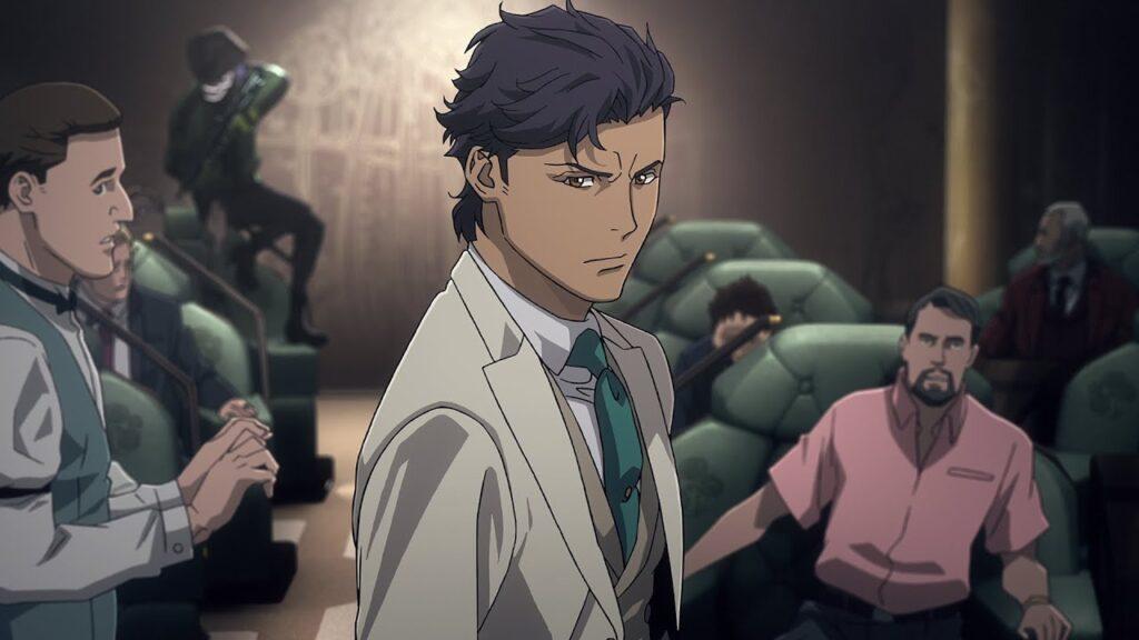 Mobile Suit Gundam Hathaway Anime Screenshot