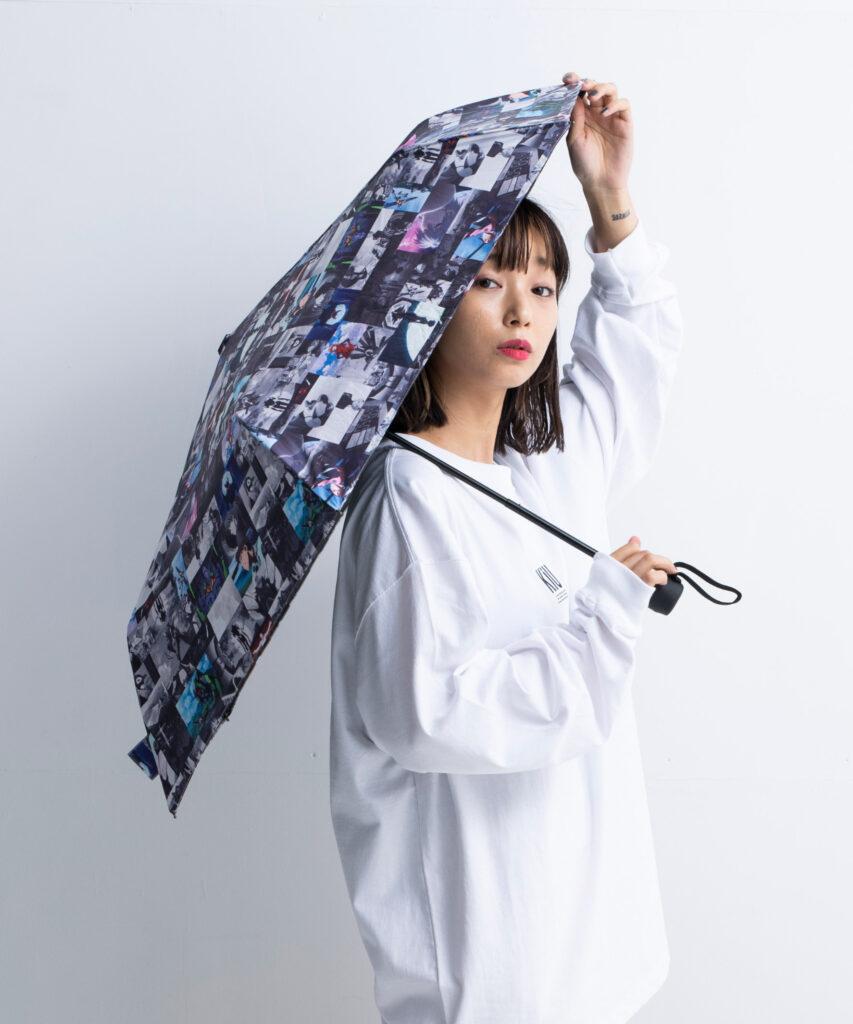 Evangelion x KiU Rain Collection   Umbrella