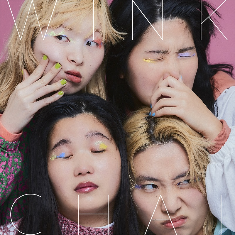 CHAI WINK Album art