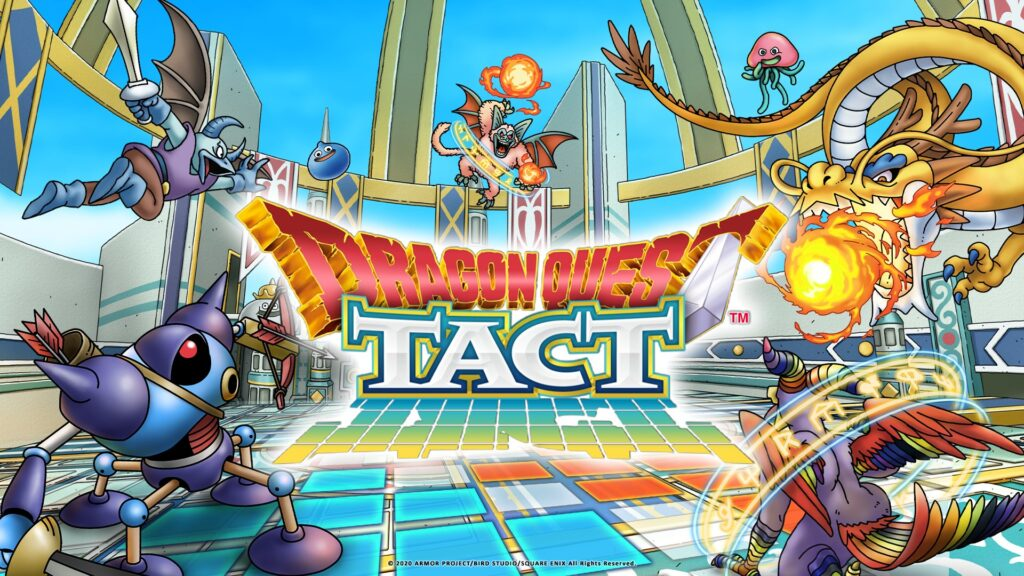 Dragon Quest Tact Main image