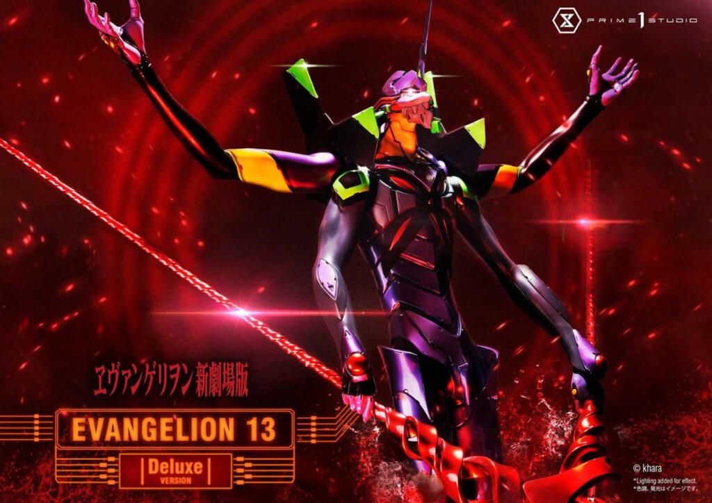 Evangelion Unit 13 Statue