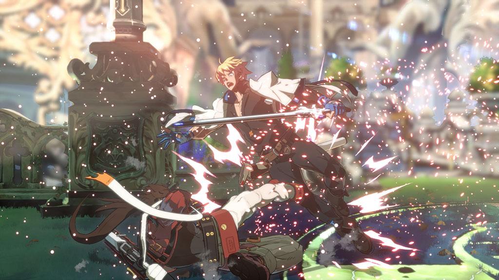 Guilty Gear Strive Gameplay Screenshot