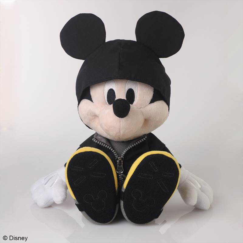 Kingdom Hearts Mickey Plush 2