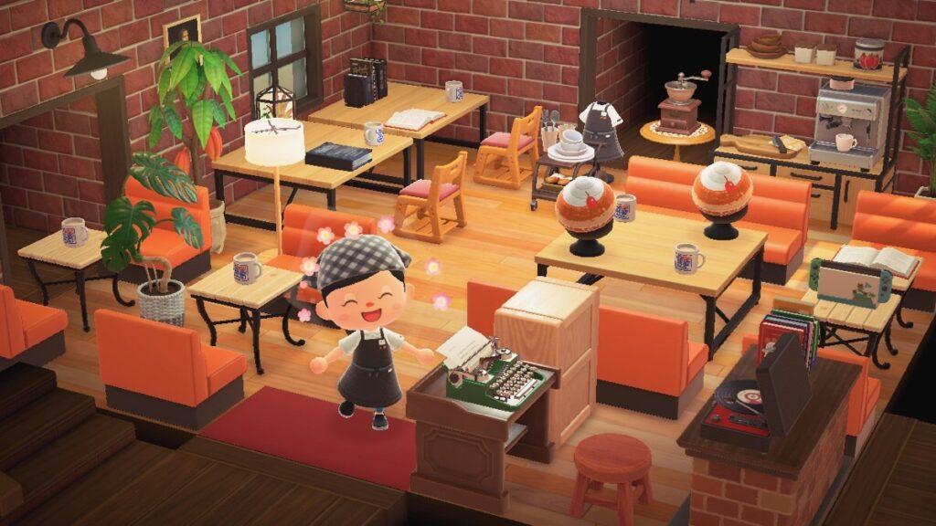 Komeda Island in Animal Crossing: New Horizons