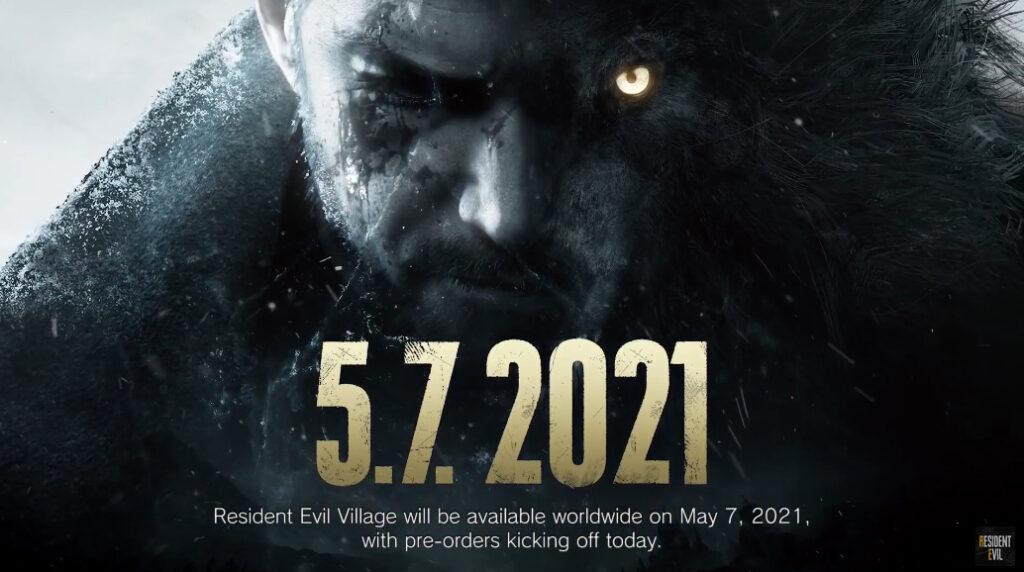 Resident Evil Village from January Showcase