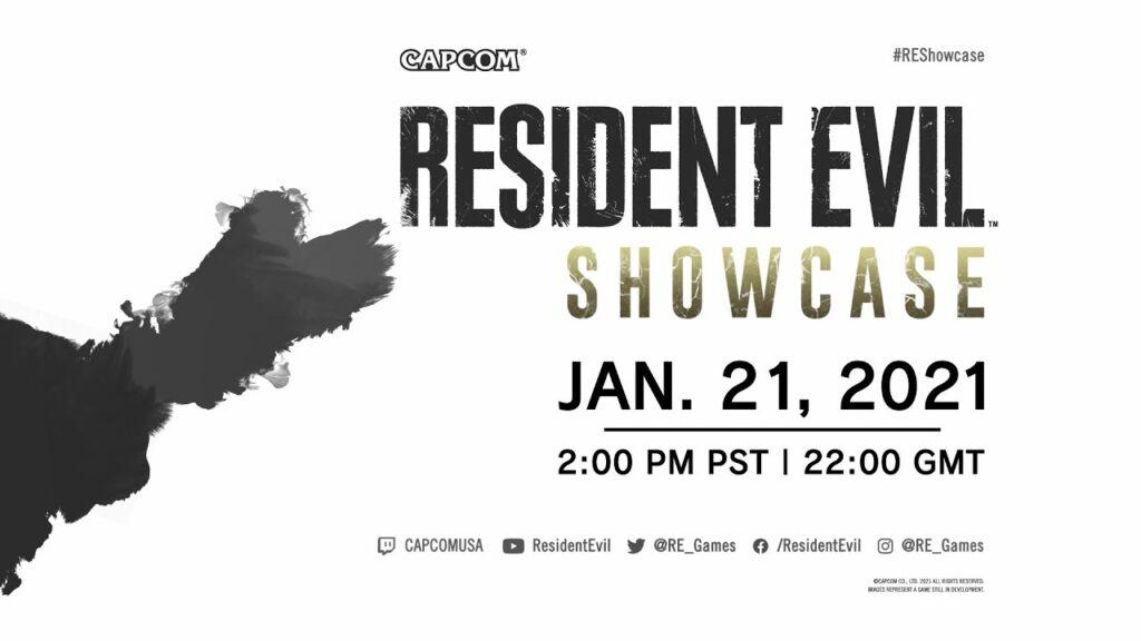 Resident Evil Showcase Image