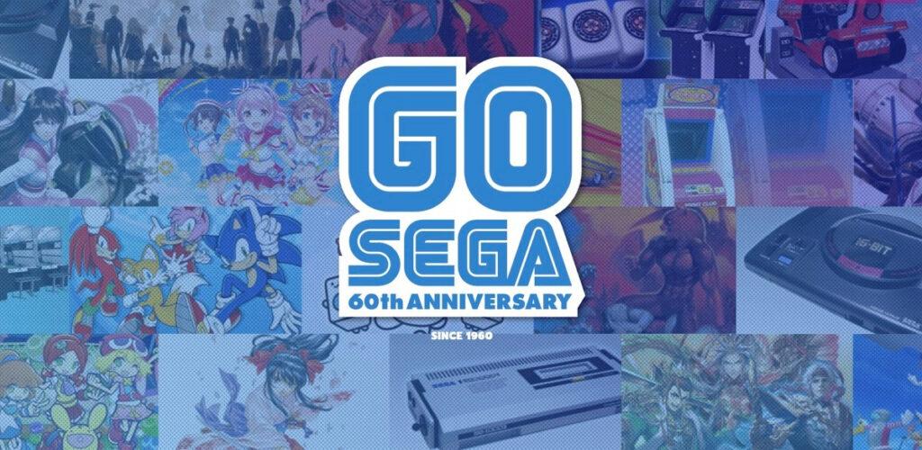 SEGA 60th Anniversary Logo