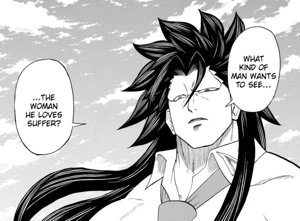 Undead Unluck chapter 46 manga