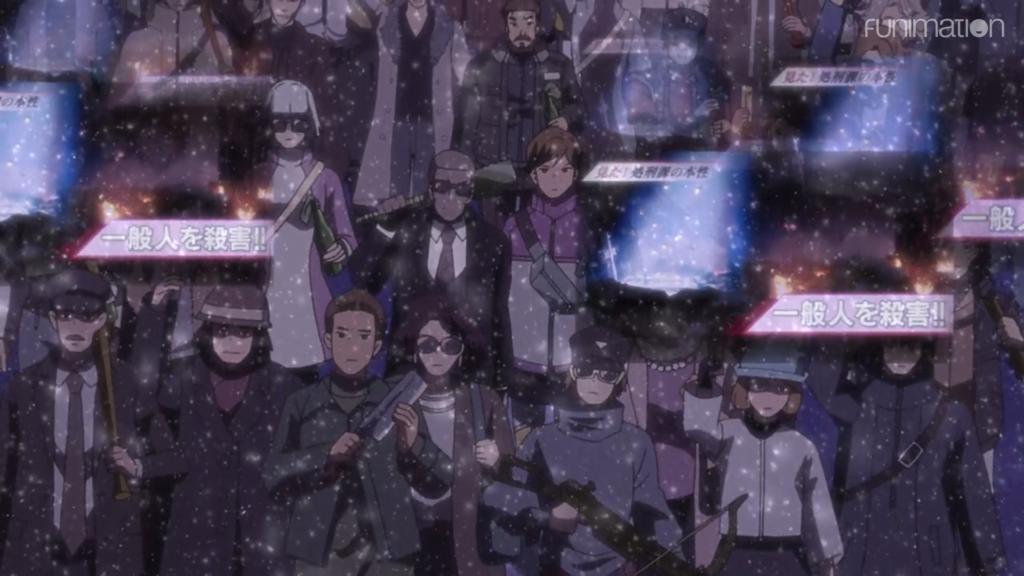Akudama Drive anime screenshot