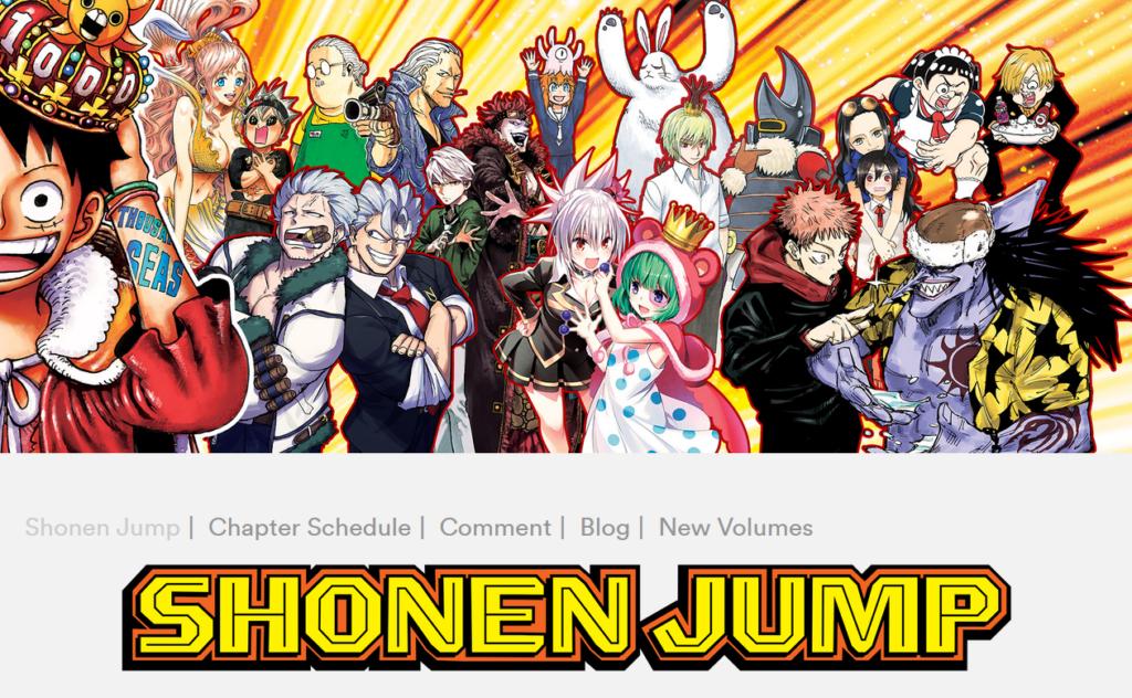VIZ Media's Shonen Jump
