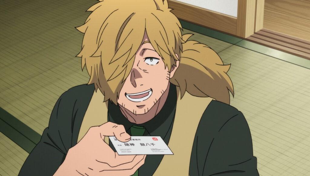 Kemono Jihen anime screenshot