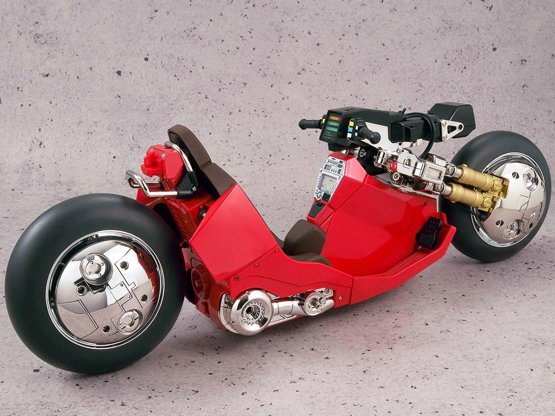 Kaneda's Bike from Akira