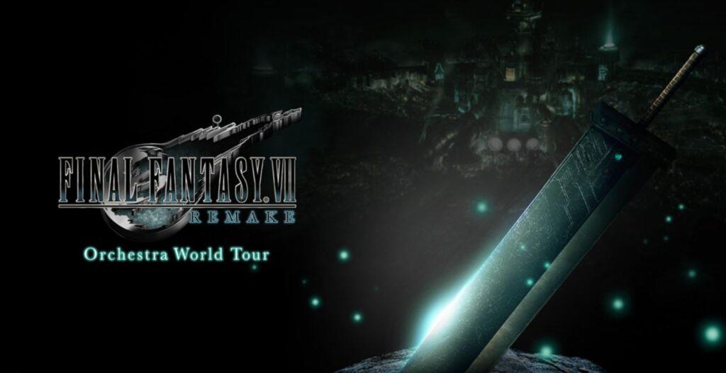 Final Fantasy VII Remake Orchestra Visual