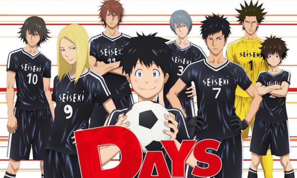 Days manga page