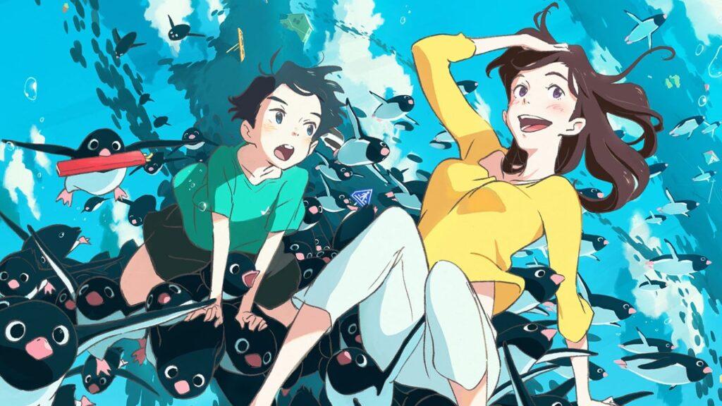 A scene from Hiroyasu Ishida's 2018 anime