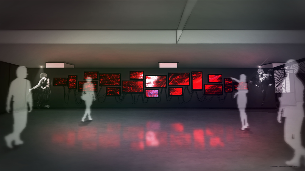 'Sui Ishida Exhibition: Tokyo Ghoul > Jack Jeanne'