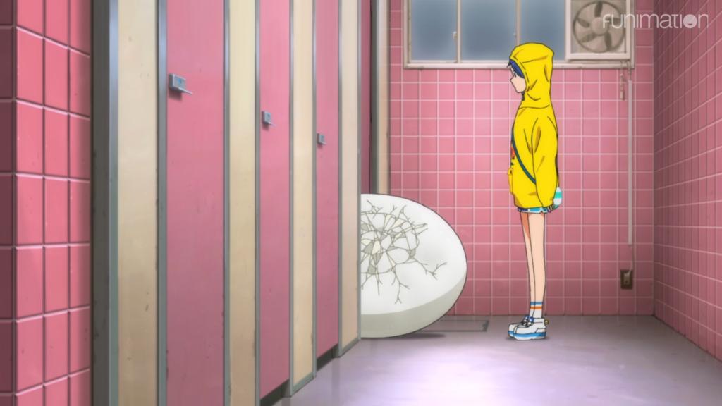 Wonder Egg Priority Episode 1 anime screenshot