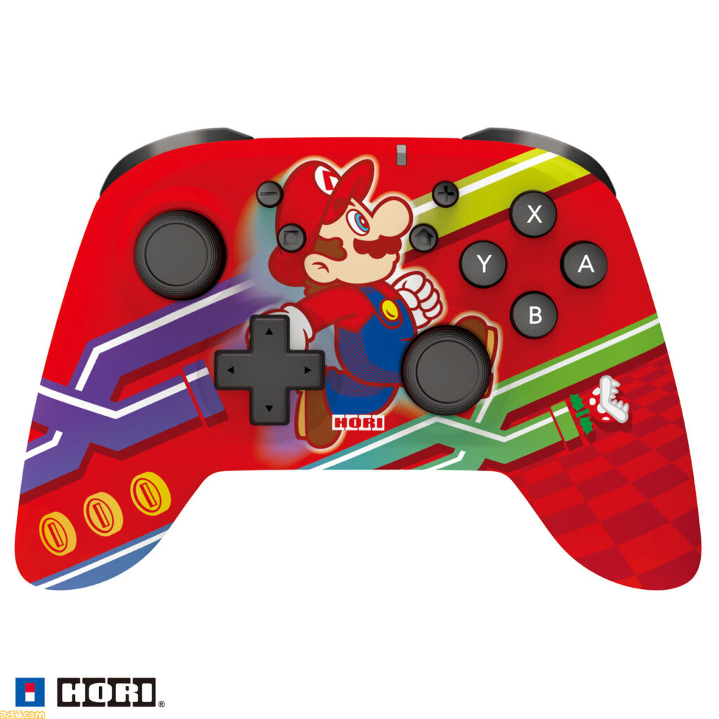 Super Mario Switch Controller