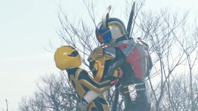 Super Sentai screenshot