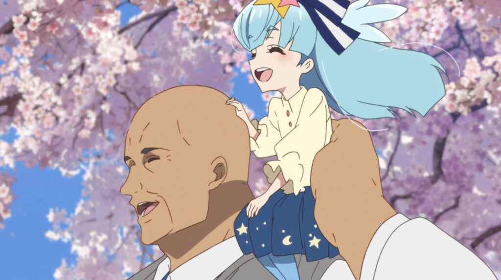 Zombieland Saga anime Lily