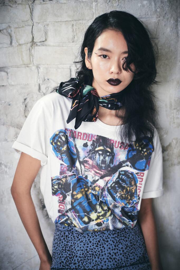 JoJo's Bizarre Adventure and glamb fashion collaboration