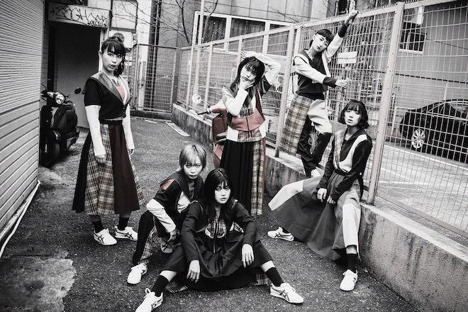 Idol group BiSH
