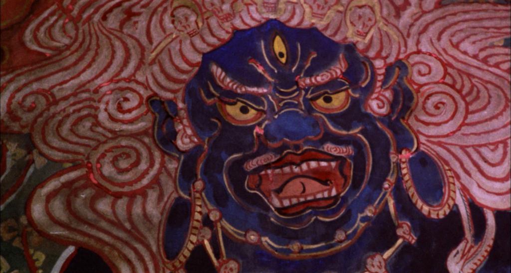 Akio Jissoji's Buddhist Trilogy