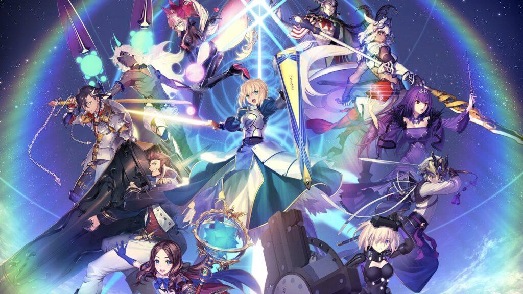 Fate series visual