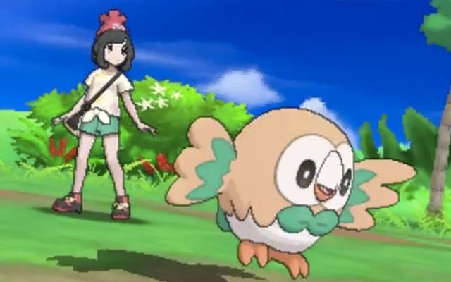 Pokémon Generation 7: Sun, Moon, Ultra Sun, Ultra Moon